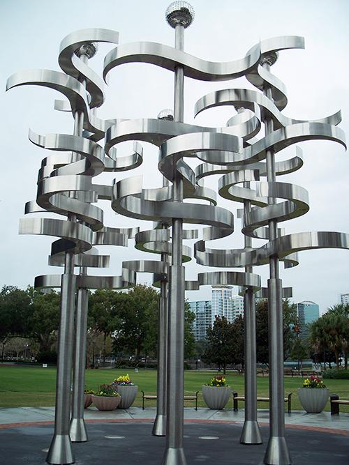 wavy-sculpture